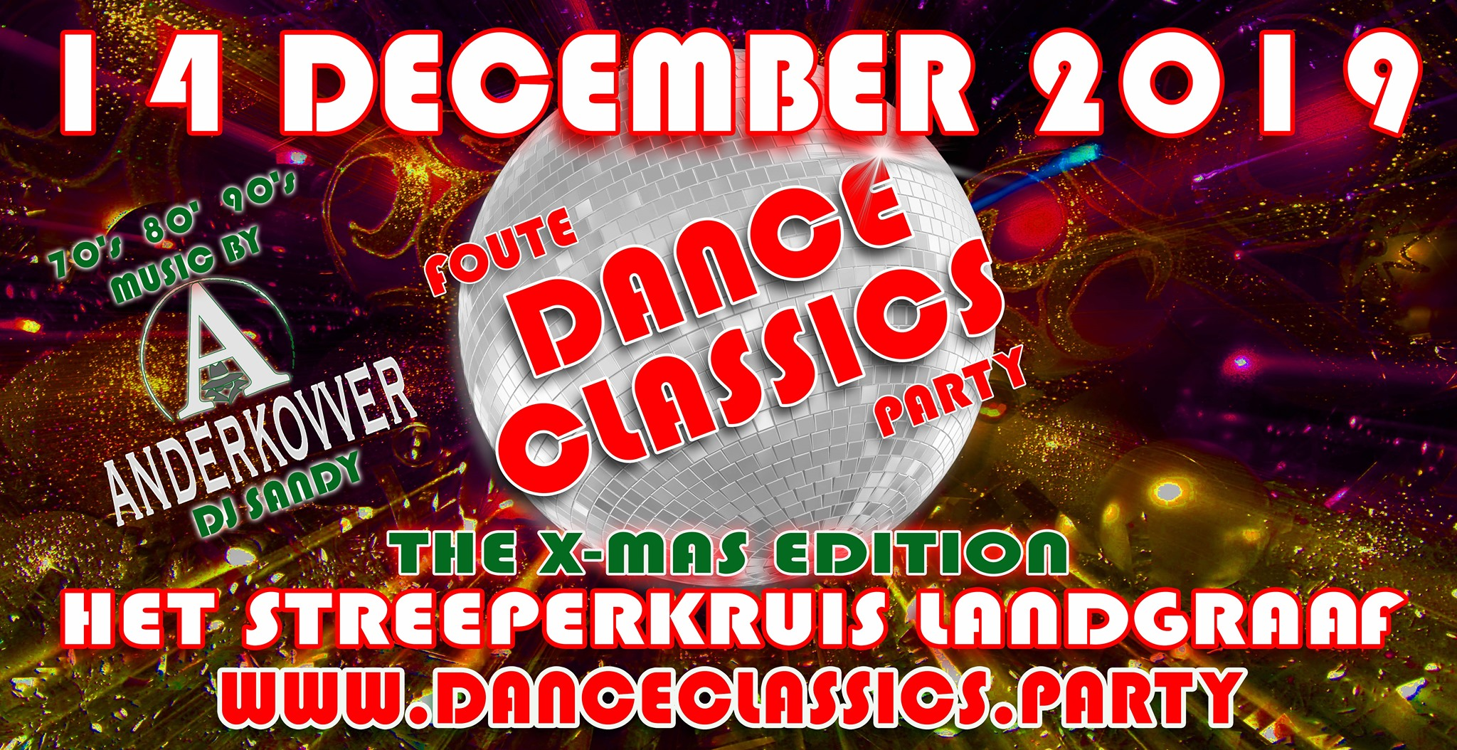 Foute Dance Classics Party Xmas Edition