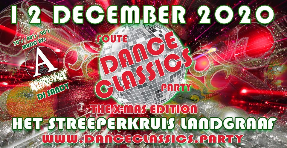 Foute Dance Classics Party